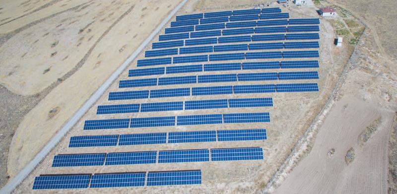 Bahri Coşkun Yapı Ges 1144 kWp